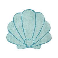 Mermaid Treasures - Shell Rug
