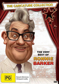Best of Ronnie Barker on DVD