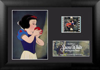 FilmCells: Mini-Cell Frame - Snow White (Eating Apple)
