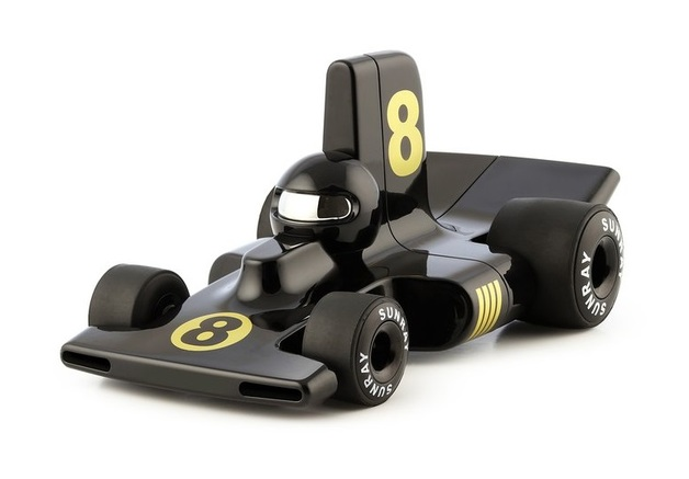 Playforever: Velocita Race Car - Emilio (Black)