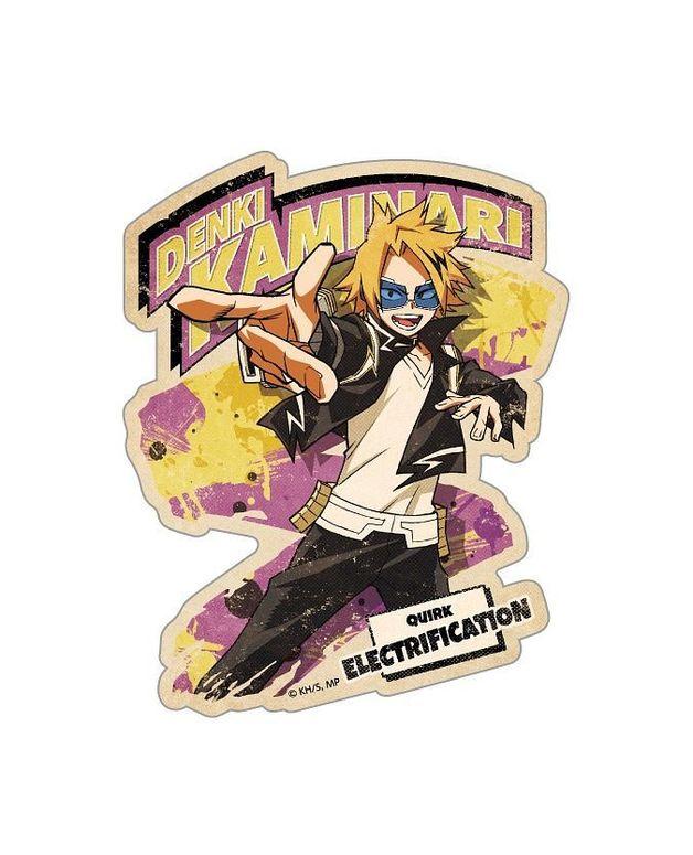 Buy Travel Sticker Action 7 Denki Kaminari At Mighty Ape Nz
