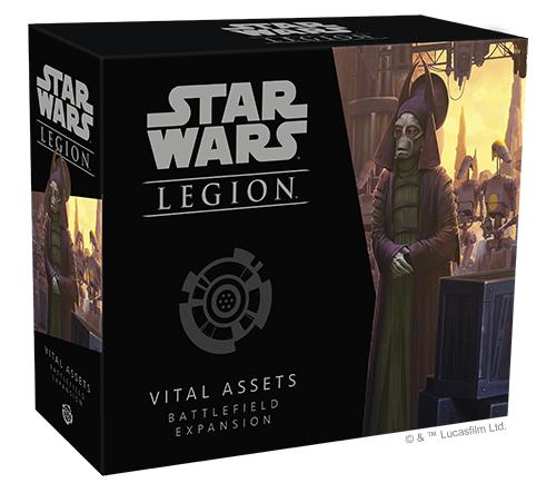 Star Wars Legion: Vital Assets - Battlefield Expansion