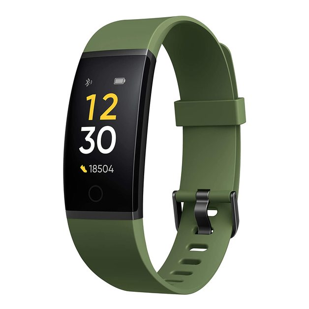 Realme Band Fitness Tracker - Green