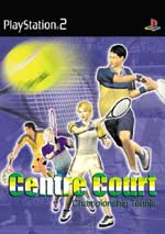 Centre Court: HardHitter (SH) for PlayStation 2