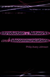 Introduction to Networks and Telecommunications by Philip Avery Johnson image