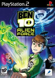 Ben 10: Alien Force for PlayStation 2