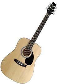 Stagg Junior Acoustic 3/4 Size Guitar (Natural)