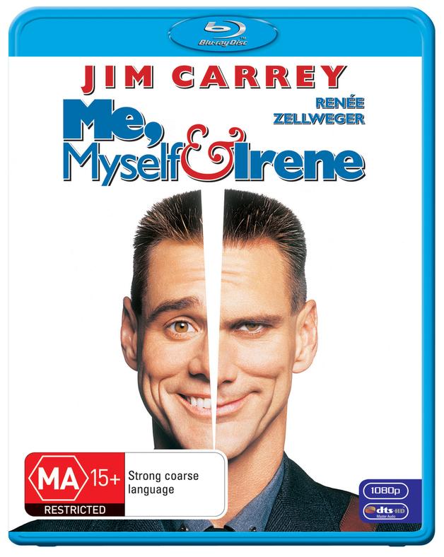 Me, Myself and Irene on Blu-ray