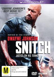 Snitch on DVD