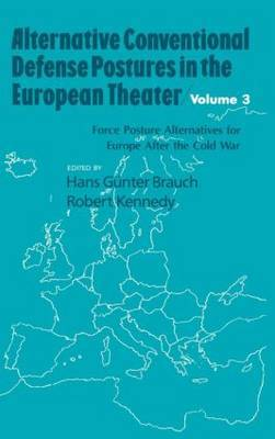 Alternative Conventional Defense Postures In The European Theater