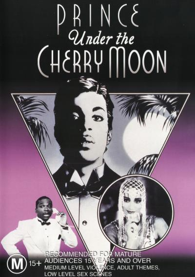 Prince - Under The Cherry Moon on DVD image