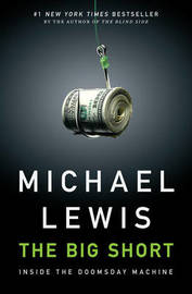 The Big Short by Michael Lewis image