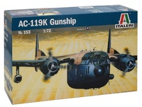 Italeri: 1:72 AC - 119K Gunship - Model Kit