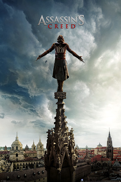 Assassin's Creed - Spire Teaser Maxi Poster (542) image