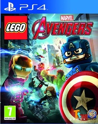 LEGO Marvel Avengers for PS4