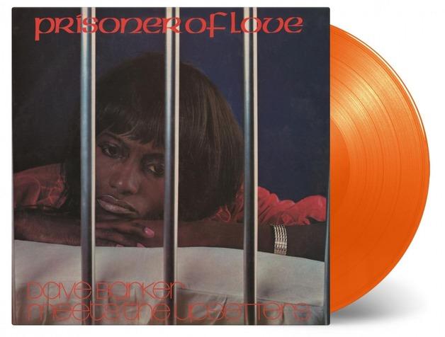 Prisoner of Love [Orange Vinyl] (LP) by Dave Barker meets The Upsetters