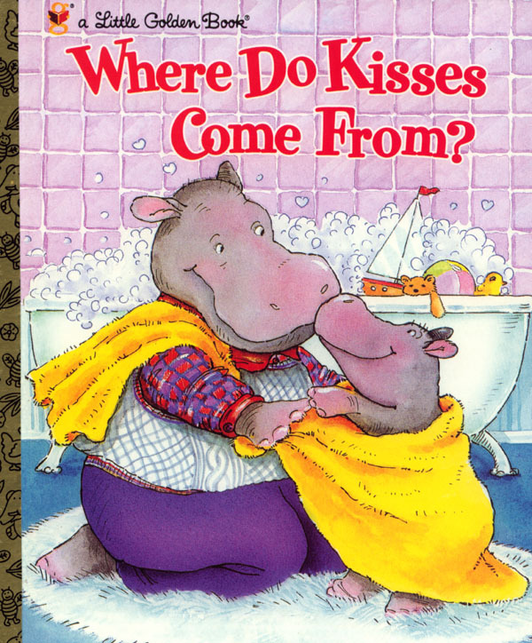 LGB:Where Do Kisses Come from? by Maria Fleming image