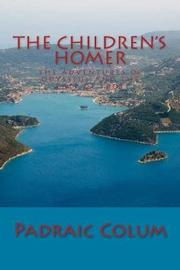 The Children's Homer by Padraic Colum