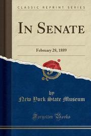 In Senate by New York State Museum image