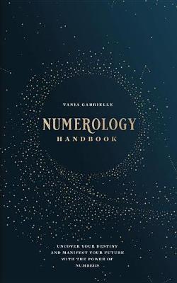 Numerology Handbook by Tania Gabrielle image