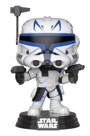 Star Wars: Clone Wars - Captain Rex Pop! Vinyl Figure