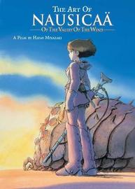 The Art of Nausicaa of the Valley of the Wind by Hayao Miyazaki