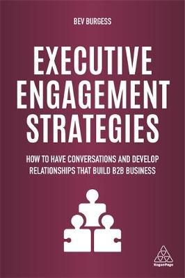 Executive Engagement Strategies by Bev Burgess image