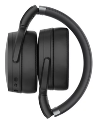 Sennheiser: HD 450BT - Wireless Over-Ear Headphones (Black)