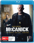 McCanick on Blu-ray