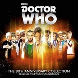 Doctor Who – The 50th Anniversary Collection by Various Artists