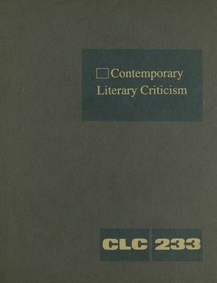 Contemporary Literary Criticism, Volume 233 image