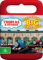 Thomas & Friends - Little Engines Big Day Out on DVD