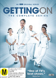 Getting On - The Complete Series Box Set DVD