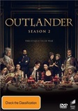 Outlander - The Complete Second Season DVD