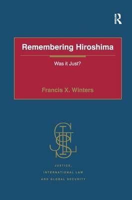 Remembering Hiroshima by Francis X. Winters image