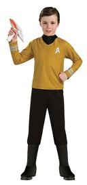 Star Trek: Deluxe Gold Shirt (Medium)