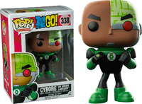 Teen Titans Go - Cyborg (As Green Lantern) Pop! Vinyl Figure