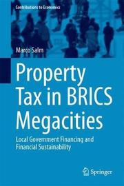 Property Tax in BRICS Megacities by Marco Salm