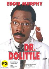 Dr Dolittle on DVD image