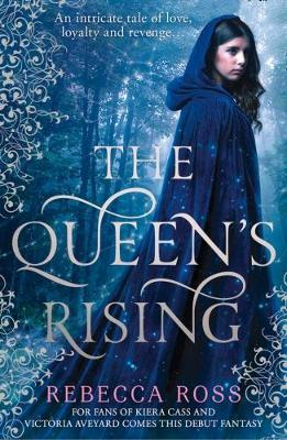 The Queen's Rising by Rebecca Ross image