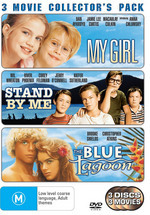 My Girl / Stand By Me / Blue Lagoon - 3 Movie Collector's Pack (3 Disc Set) on DVD