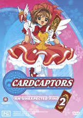 Cardcaptors - Vol 2 on DVD