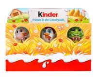 Kinder Mini Figures 3 Pack (45g)