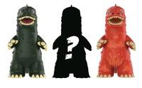 Godzilla: Mystery Minis - 3-Pack