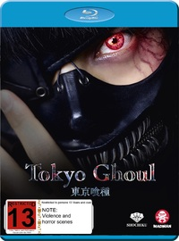 Tokyo Ghoul (Live-Action) on Blu-ray