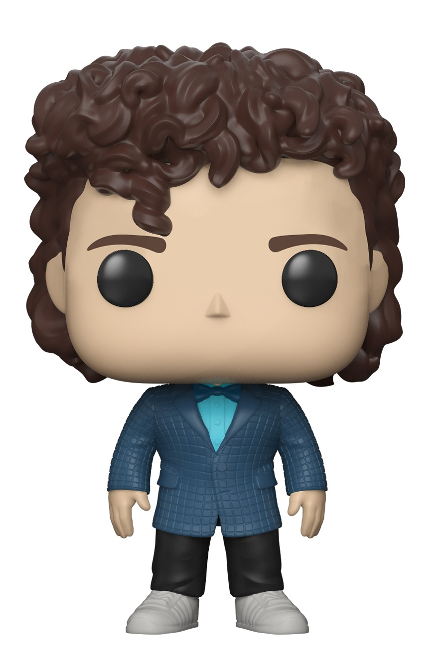 Stranger Things - Dustin (Snow Ball Ver.) Pop! Vinyl Figure image