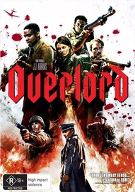 Overlord on DVD image