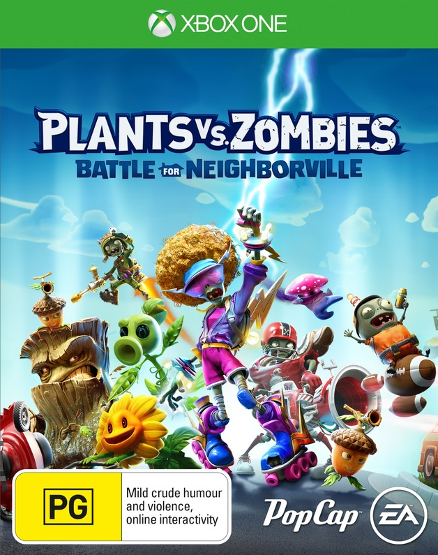 Plants vs. Zombies: Battle for Neighborville for Xbox One