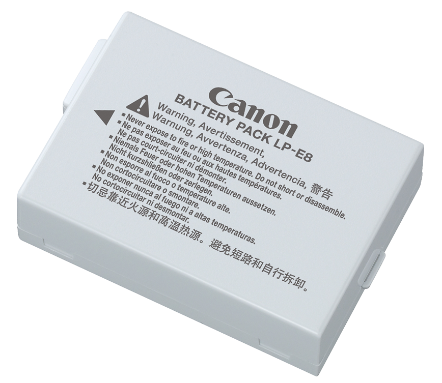 Canon LPE8 Rechargeable Battery Pack image