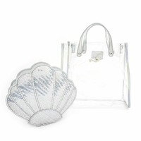 Loungefly: The Little Mermaid 30th Anniversary 2pc Crossbody Bag - Ariel image